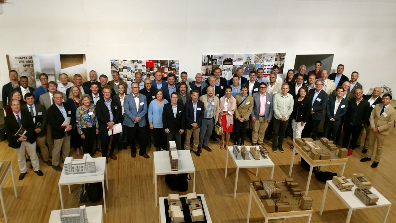 Attendees at the 2018 ICAA Education Forum
