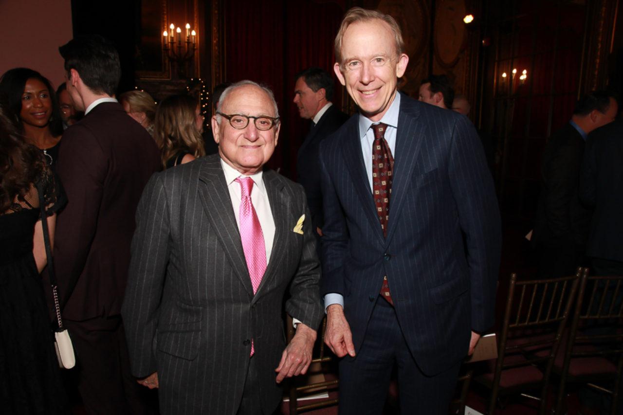 Robert A.M. Stern and ICAA Board Member Mark Ferguson