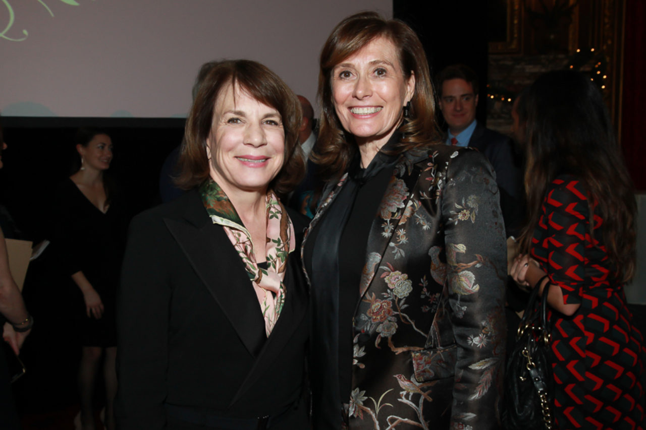 Janice Parker and Joan Craig