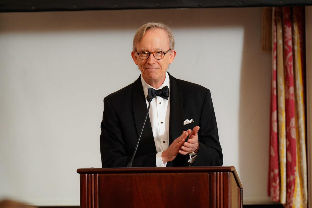 2021 Arthur Ross Awards Presenter and ICAA Board Member Mark Ferguson