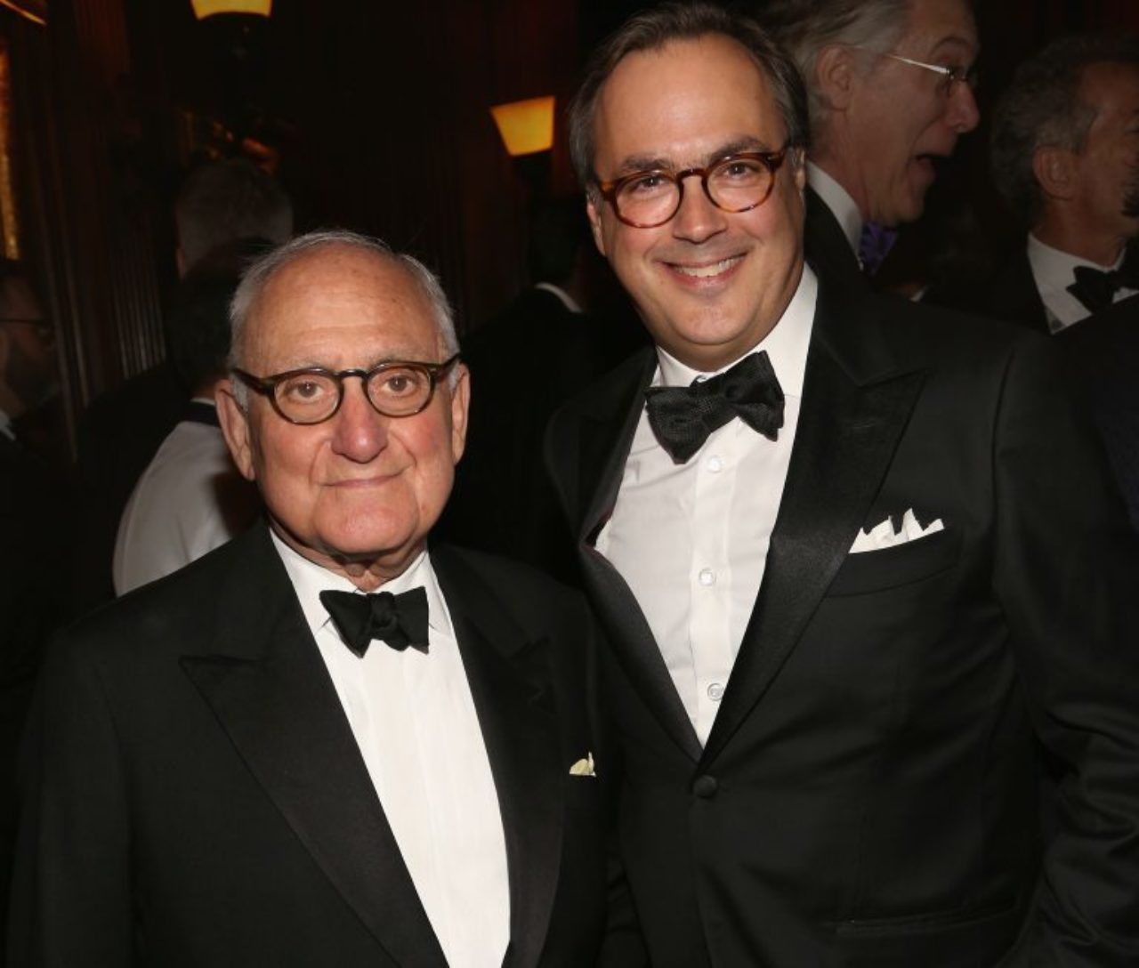 Robert A. M. Stern and Gilbert P. Schafer III