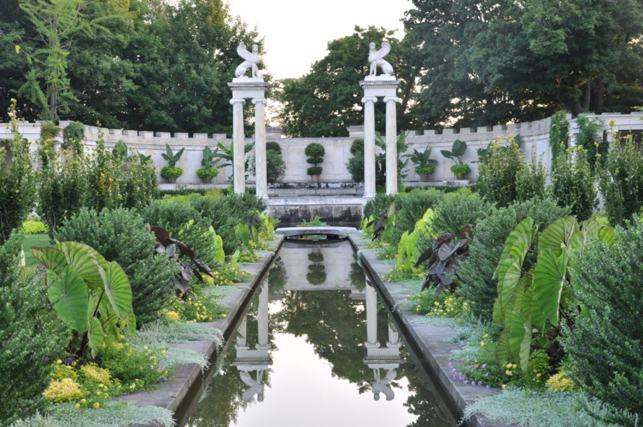 Walled Garden, Untermyer Gardens