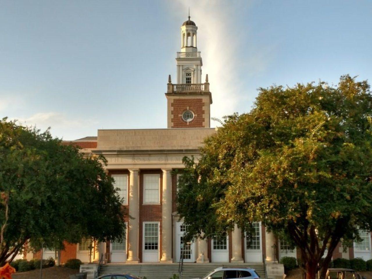 Ross Hall at Auburn University