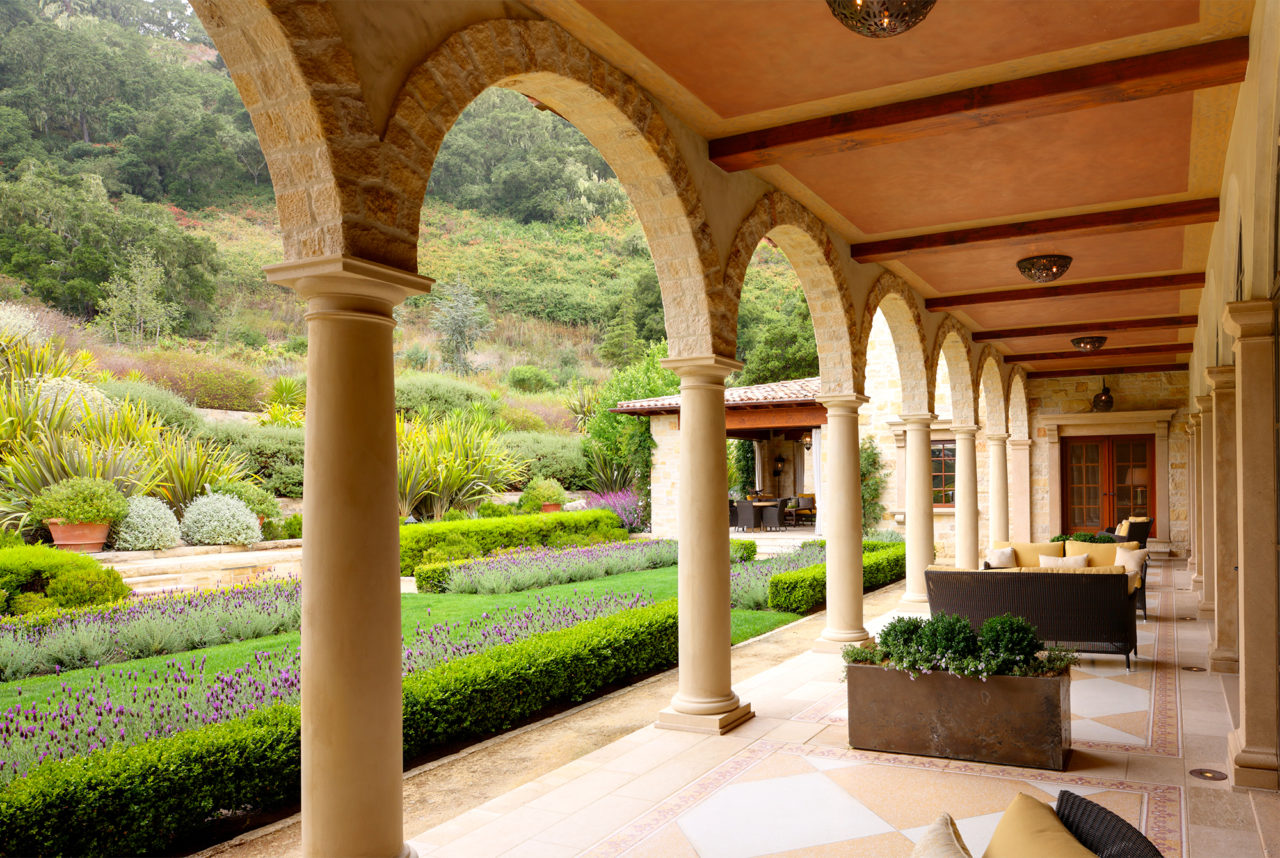 The California Villa - Institute of Classical Architecture & Art