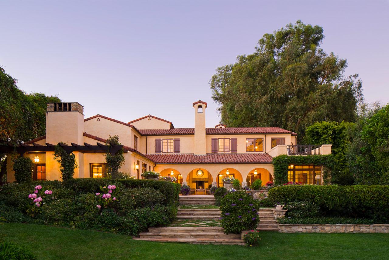 The California Villa Institute Of Classical Architecture Art