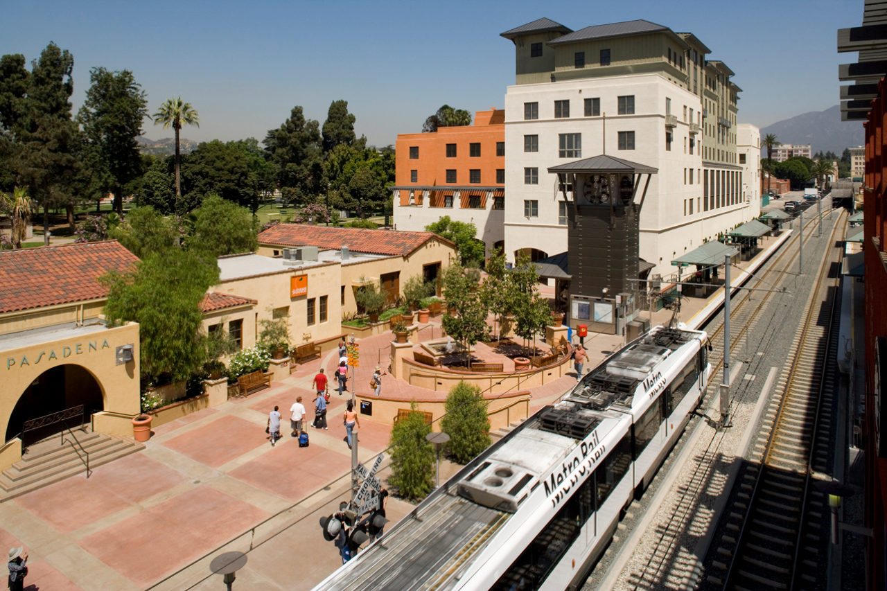 Del Mar Station in Pasadena, CA