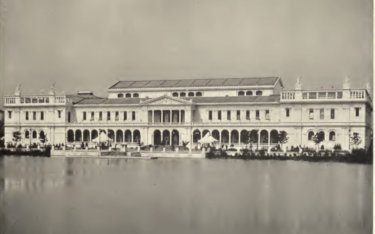 The Woman's Building at the World's Fair