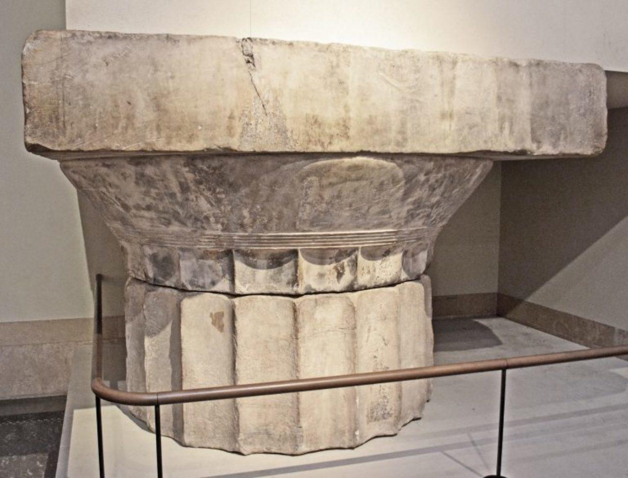 Figure 4: Parthenon capital detail