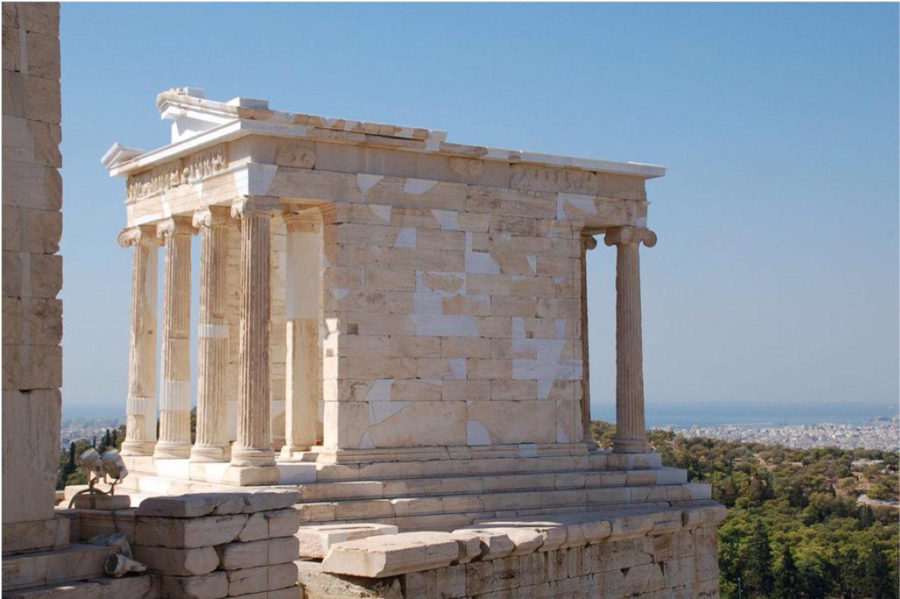 Figure 7: Temple of Athena Nike (Creative Commons)