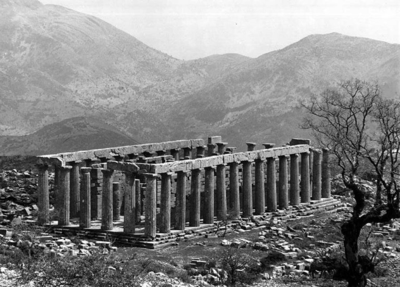 Figure 15: Temple of Apollo Epicurius (Wikipedia Images)
