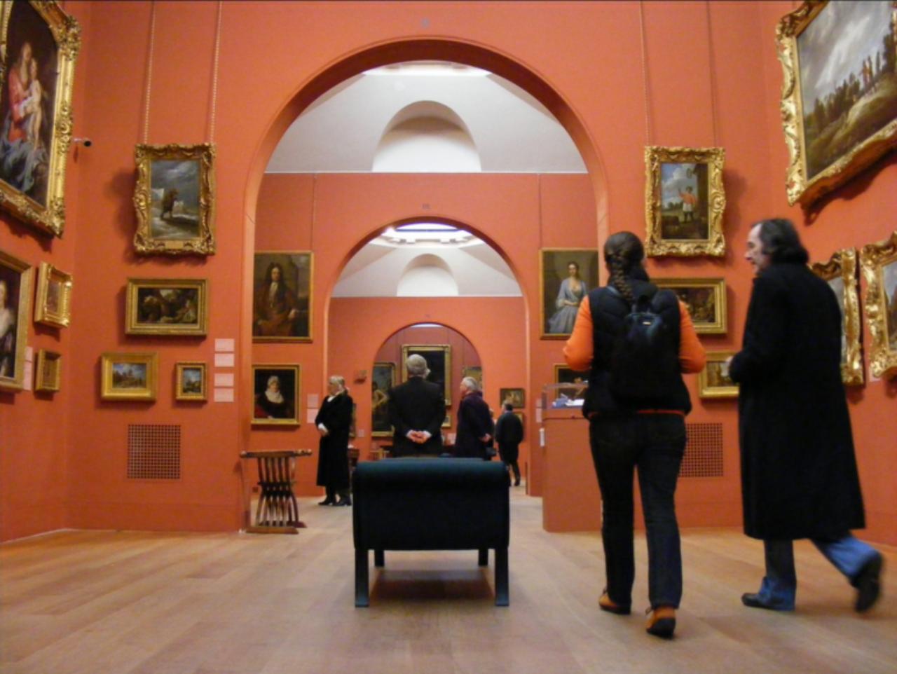 Gallery Interior (Image: Flickr)