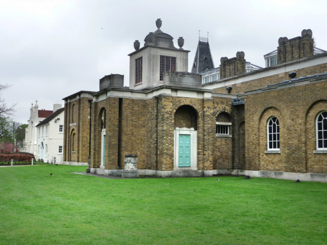 Dulwich Picture Gallery, Mausoleum Exterior (Image: Wikimedia)