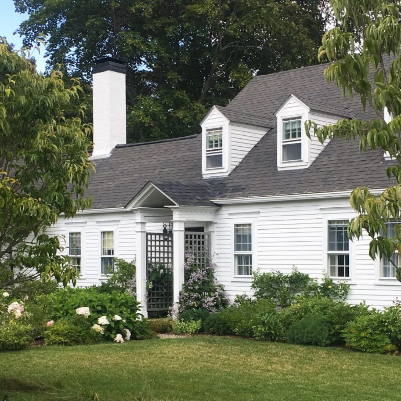 The Farm House, designed by Arthur McFarland