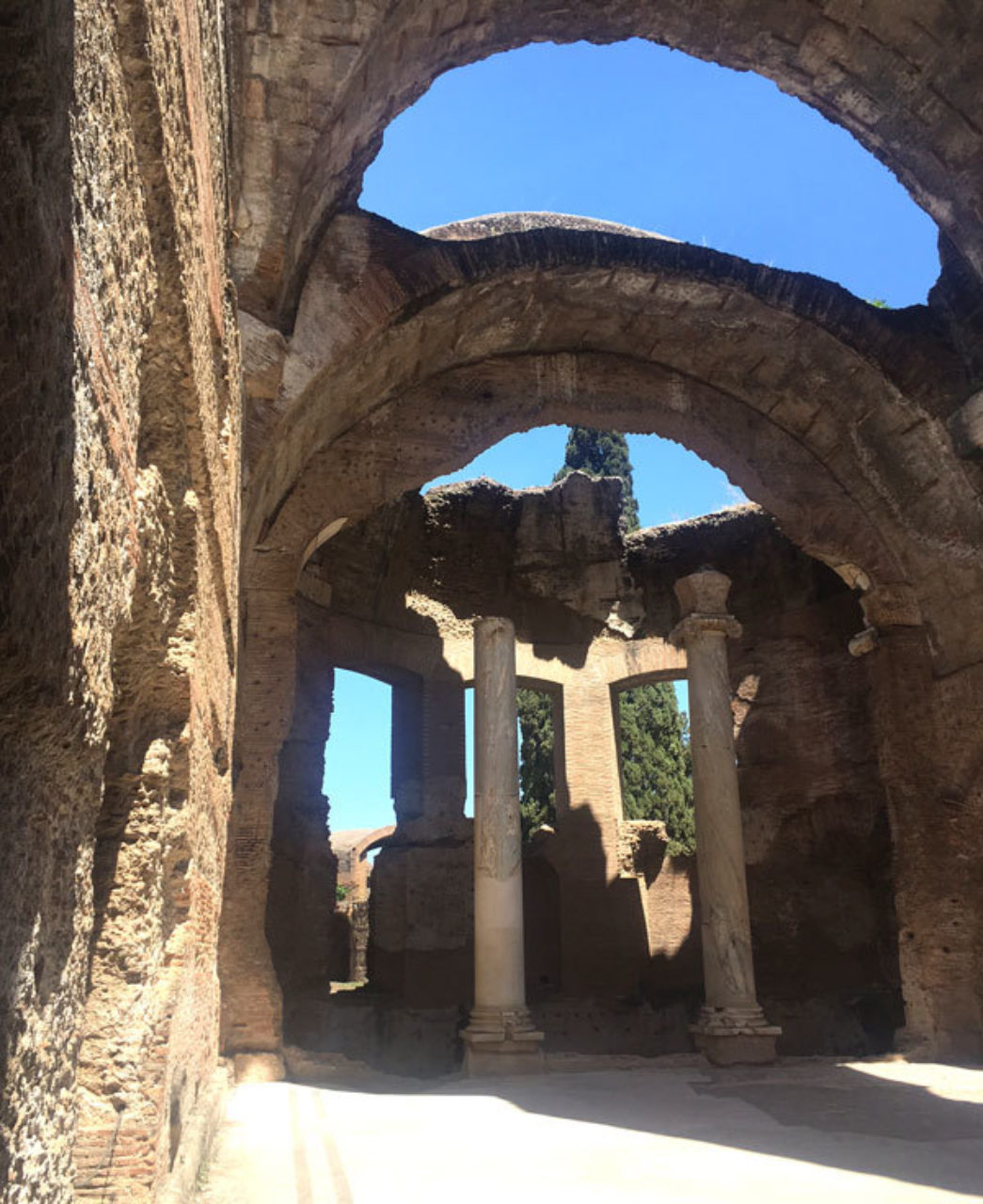 The Villa Adriana