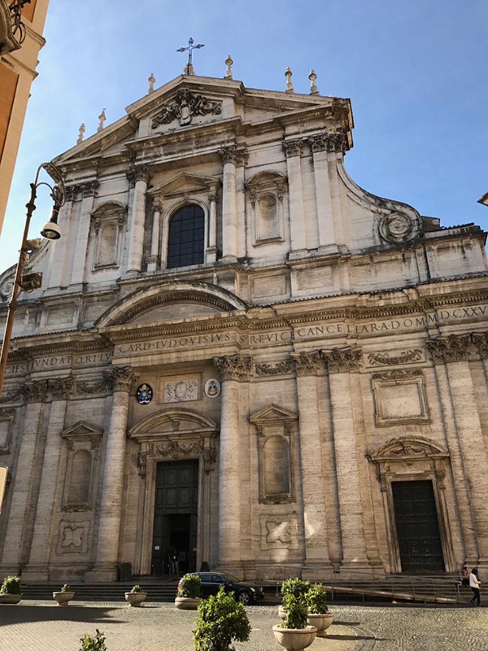 Piazza Sant'Ignazio in Rome