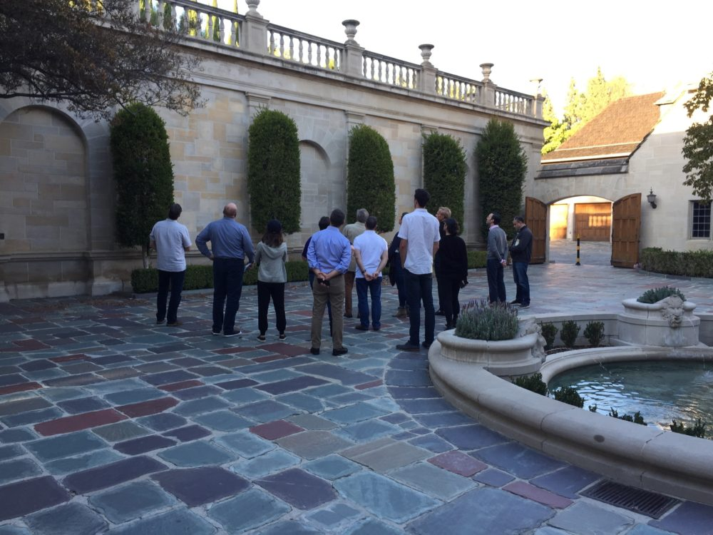 the icaa intensive in classical architecture  los angeles