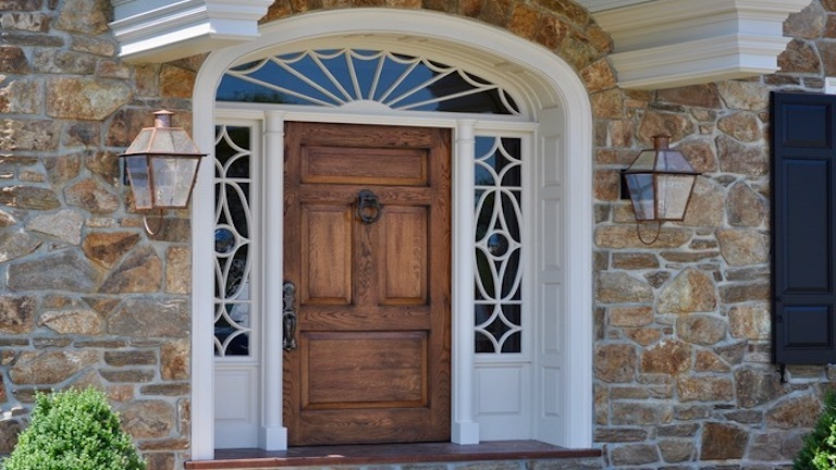 Building Craft Wooden Doors And Entryways Institute Of Classical