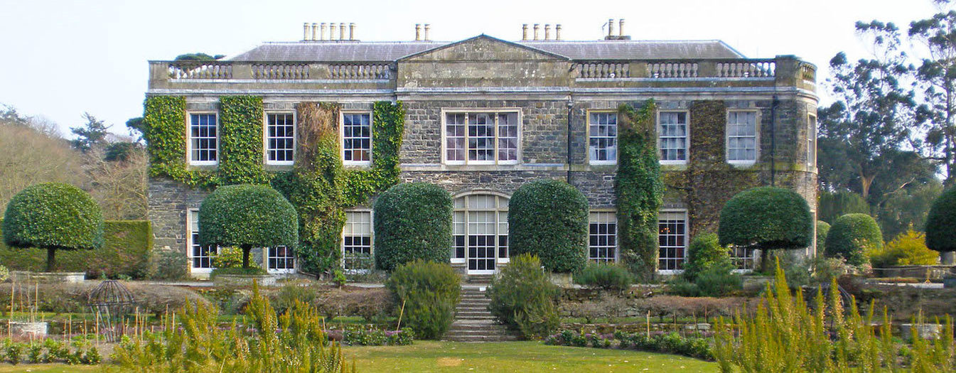 Great Country Houses & Gardens of Northern Ireland - Institute of ...