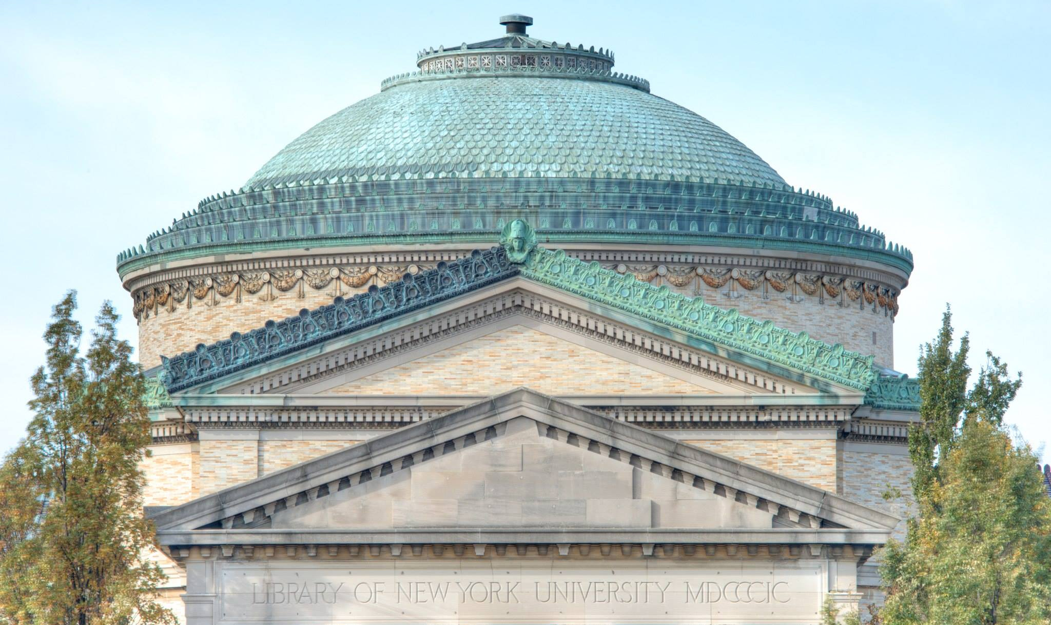 Gould Memorial Library, Bronx Community College