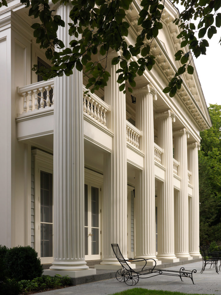 04 Greek Revival Dell Mitchell Architects Inc