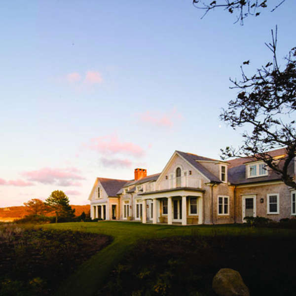 """ A New Residence West Tisbury"" Ferguson Shamamian Architects"