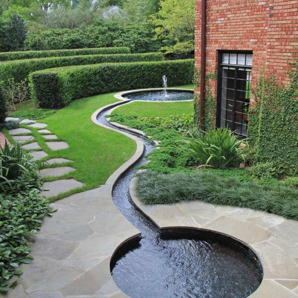 Jacobean Renaissance Garden Mc Dugald – Steele Landscape Architects Residential Landscape