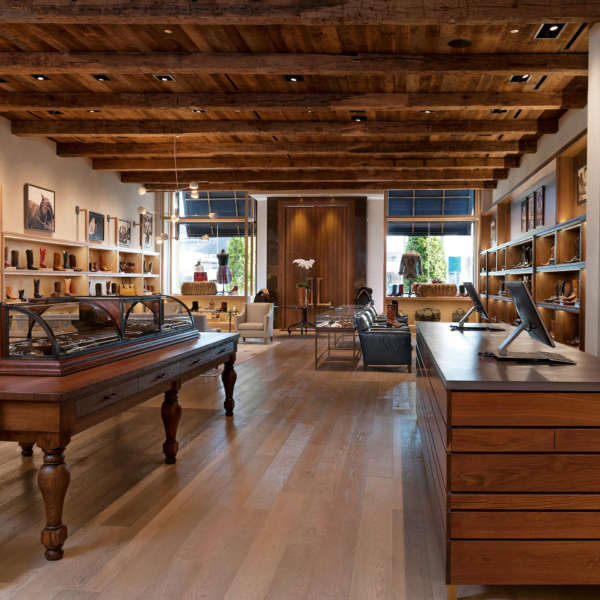 Lucchese Lyn Muse Interiors Commercial Interiors