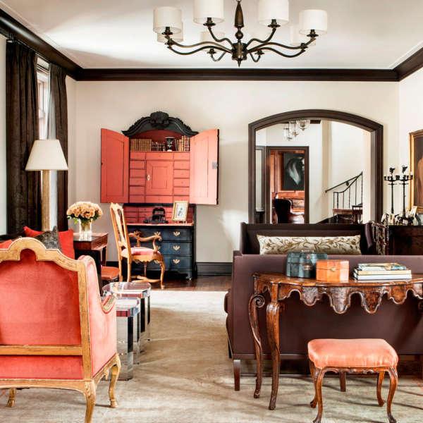 Westbrook Interiors Tulsa Residence
