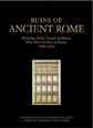Ruins Of Ancient Rome (Prix de Rome Drawings)