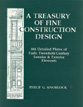 A Treasury of Fine Construction Design