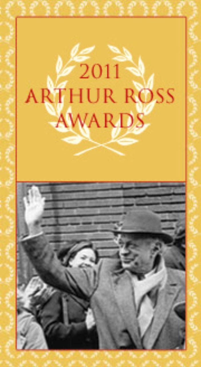 John Pratt Memorial Lecture By Ross >> Celebrating 30 Years Of The Arthur Ross Awards Institute Of