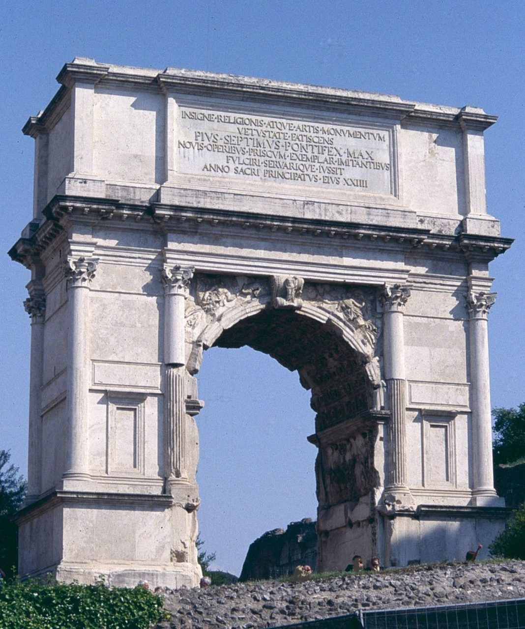 The Triumphal Arch as a Design Resource - Institute of Classical  Architecture & Art