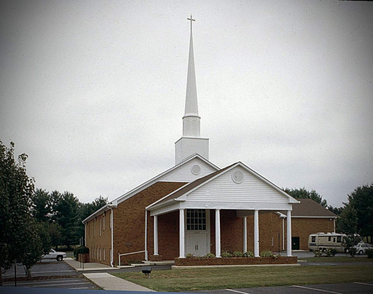 Virginia country church