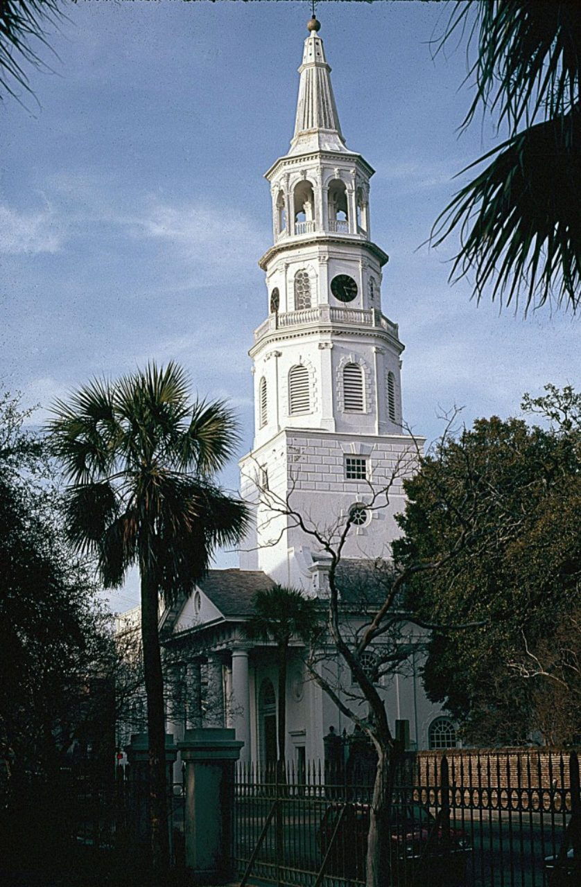 St. Michael's Episcopal Church, Charleston