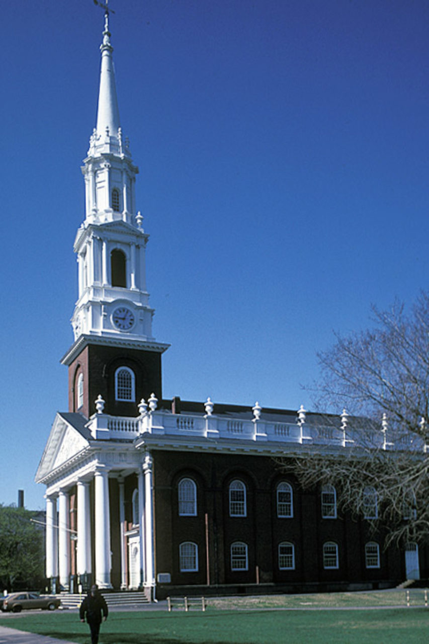 Center Church, New Haven, Connecticut