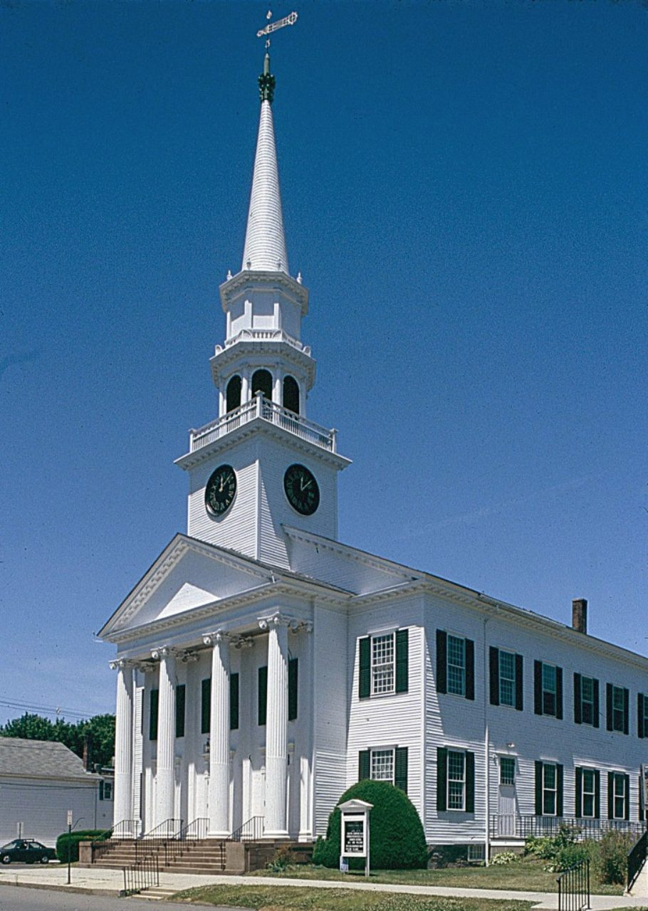 First Congregational Meeting House, Guilford, Connecticut