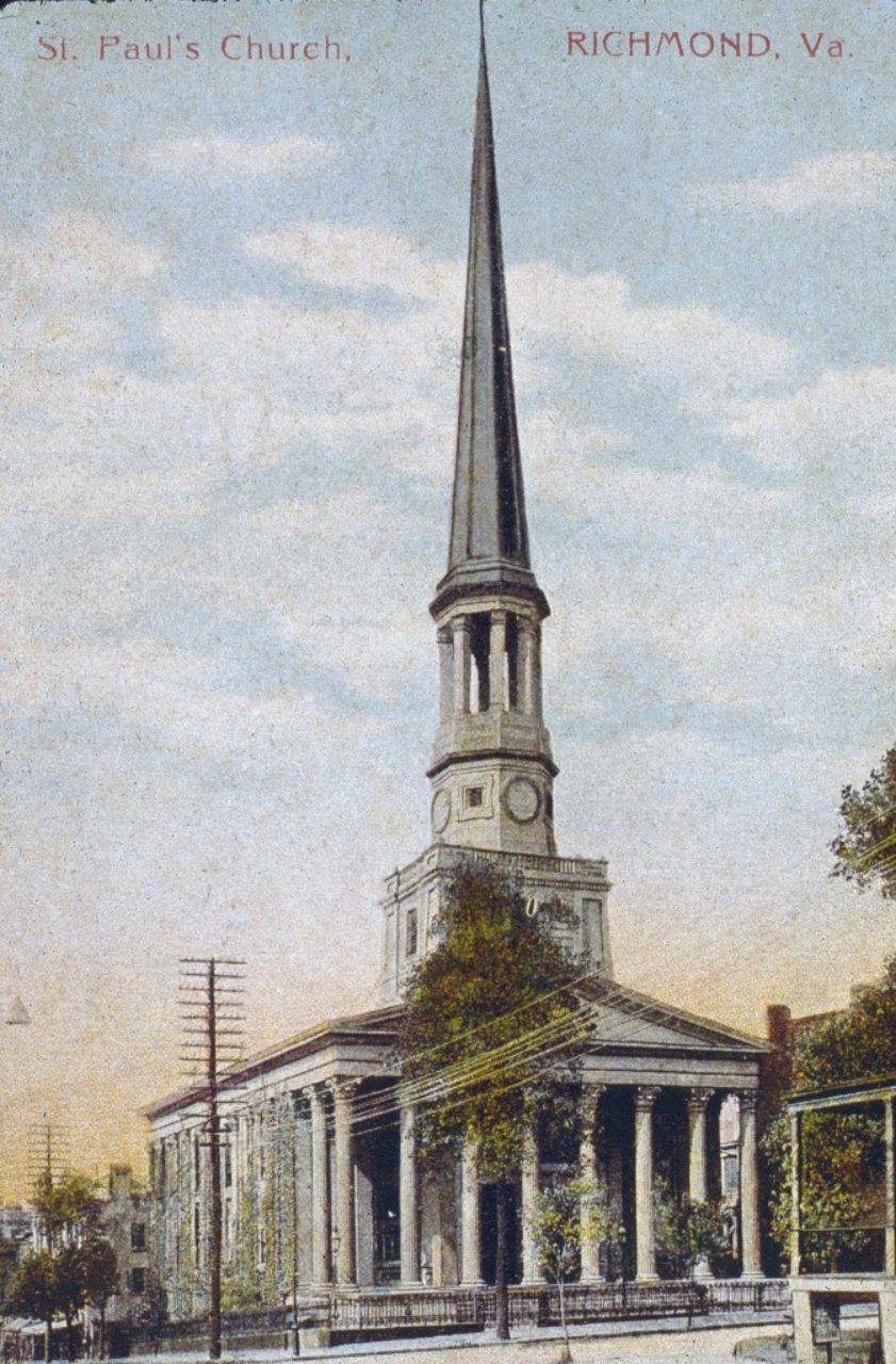 St. Paul's Episcopal Church, Richmond, Virginia