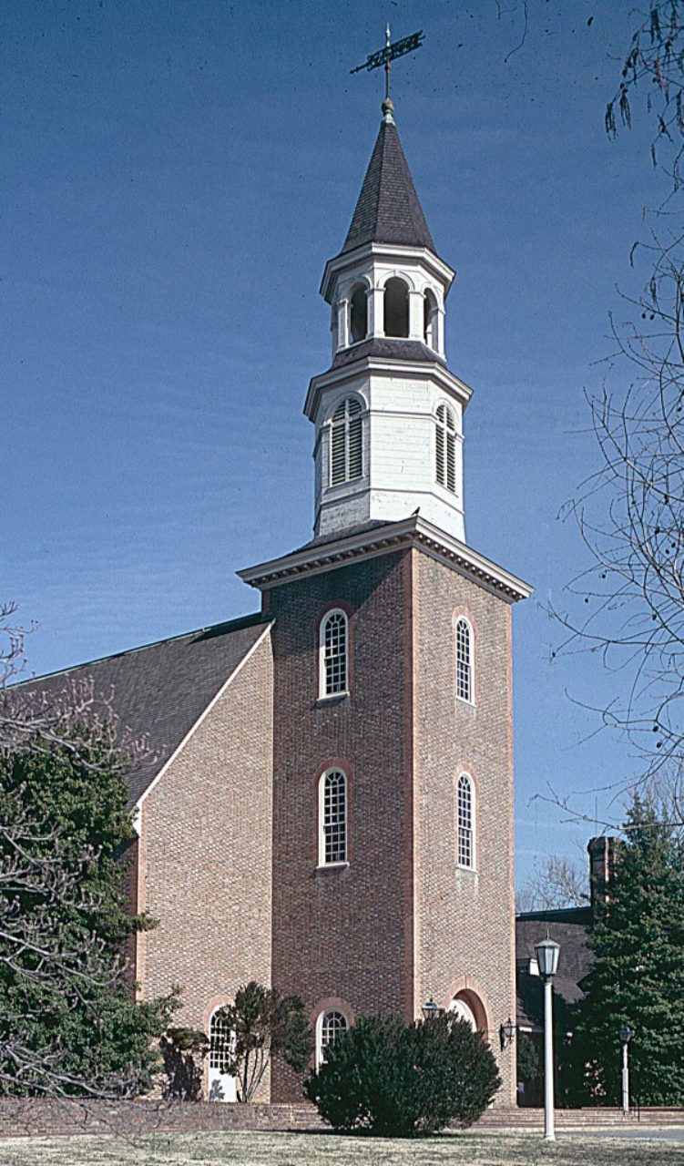 Figure 16: Reveille United Methodist Church, Richmond, Virginia (Loth)