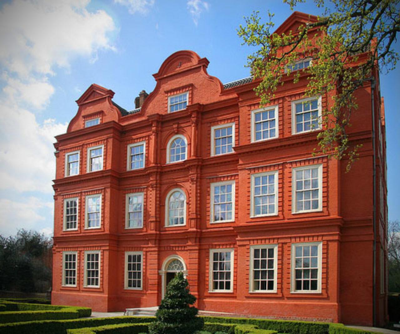Figure 3: Dutch House, Kew Gardens, London (Robert Silverwood's Photostream)