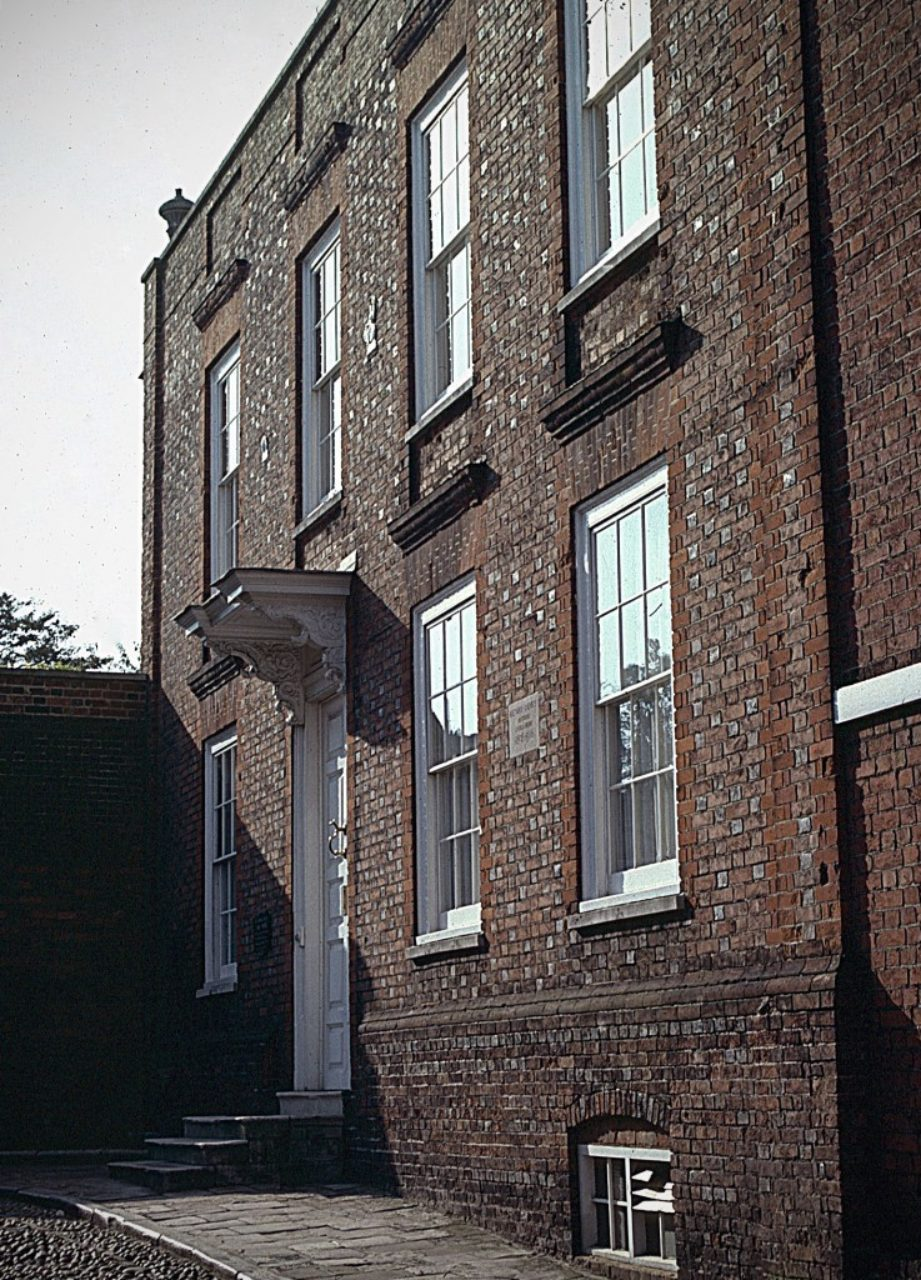 Figure 6: Lamb House, Rye, East Sussex, England (Loth)