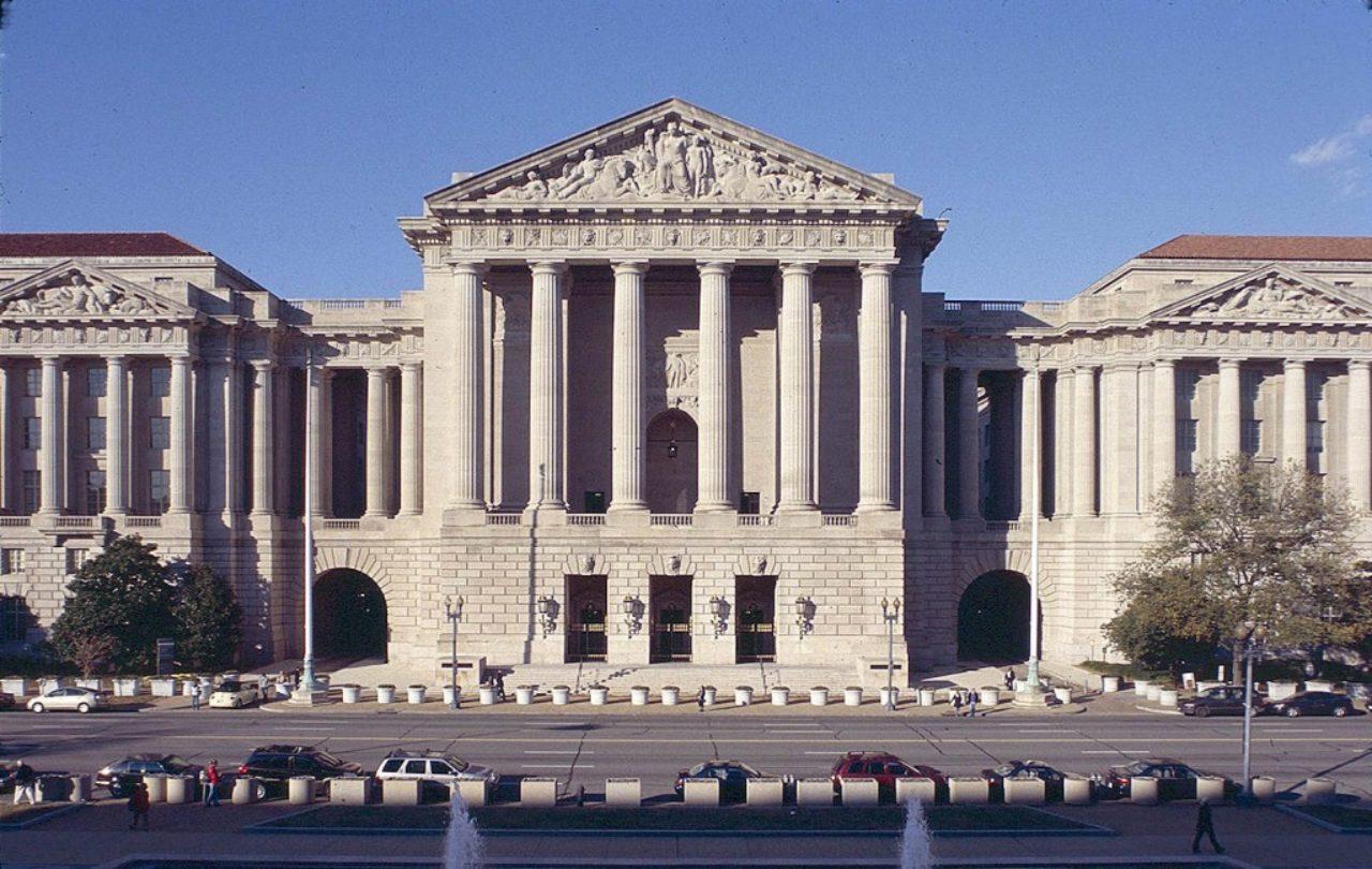 Figure 11, Mellon Auditorium, Federal Triangle, Washington, D.C. (Loth)