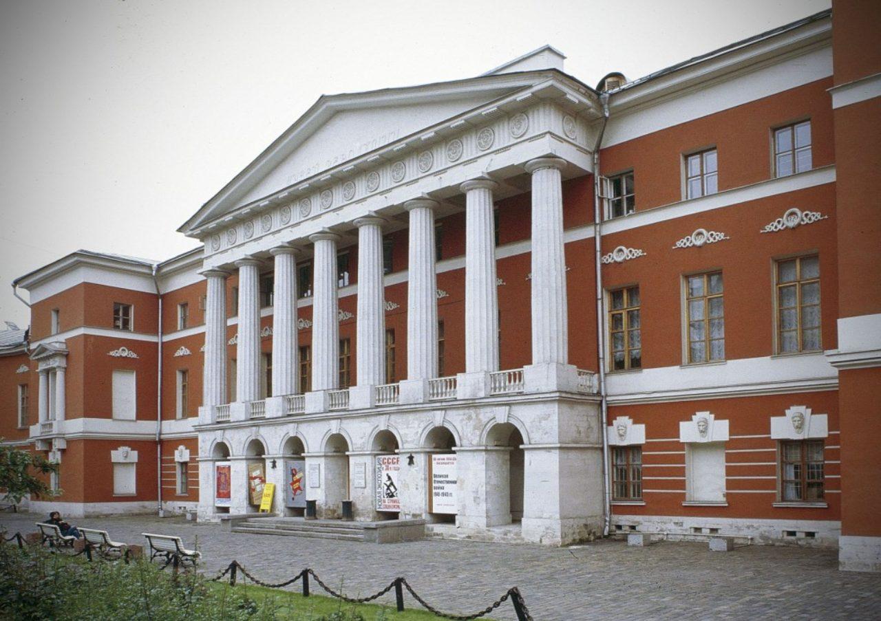 Former Razumovskii Mansion