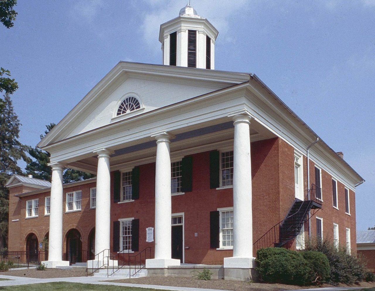 Clarke Co Courthouse