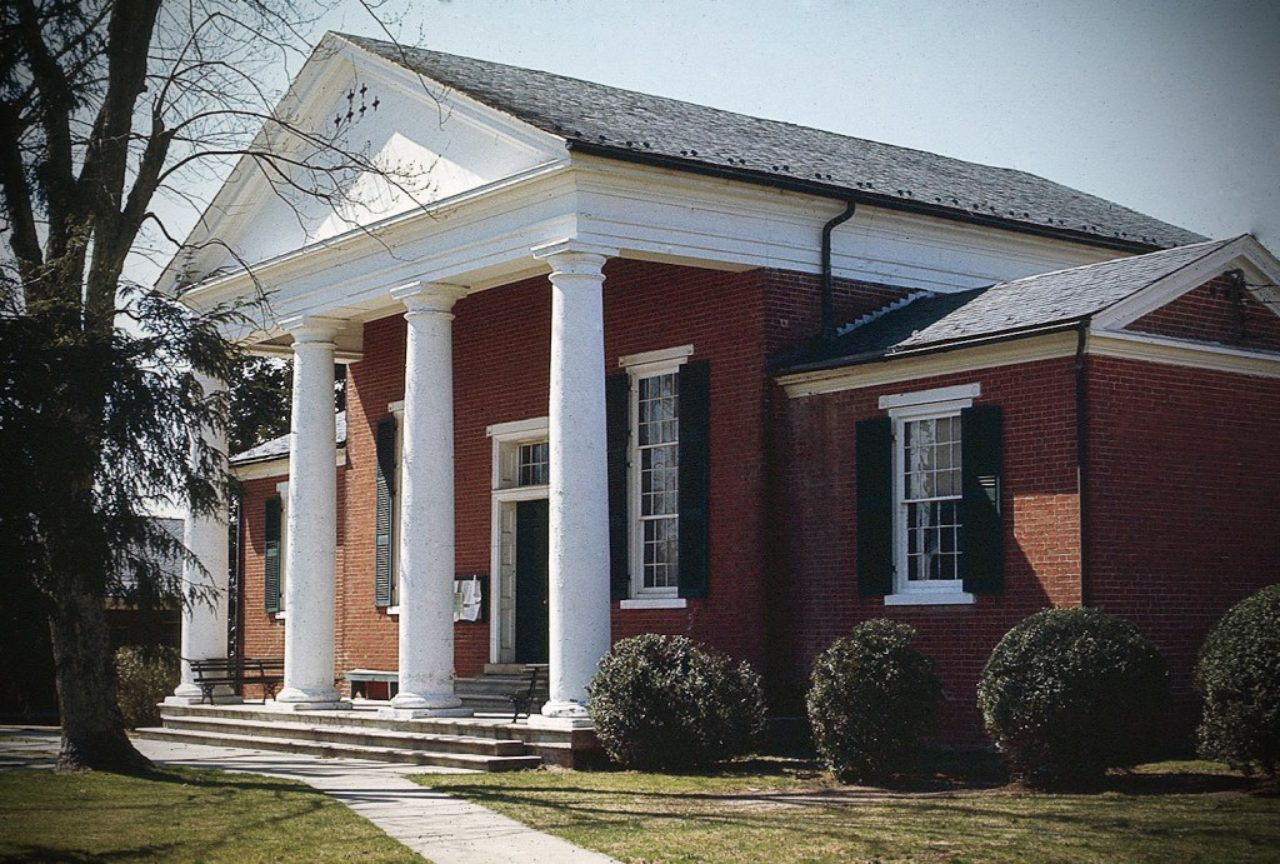 Nottoway Courthouse