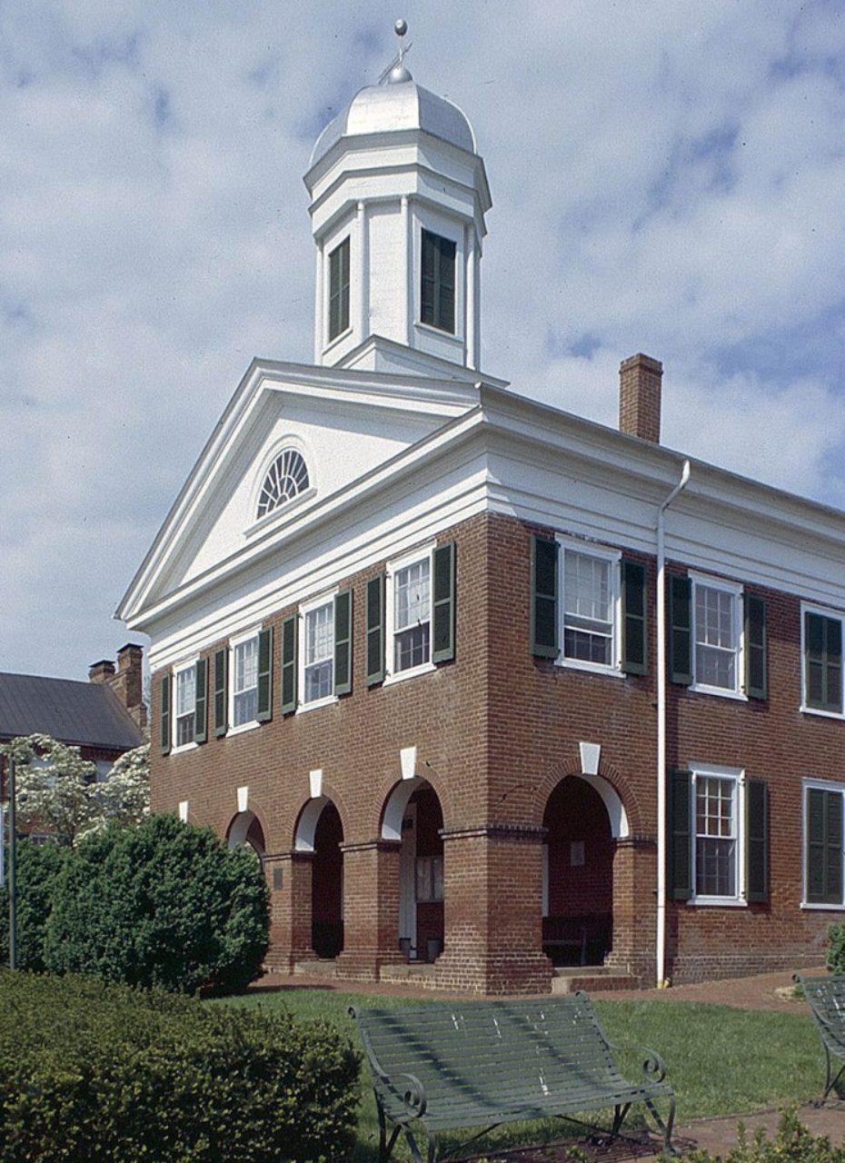 Madison Co. Courthouse