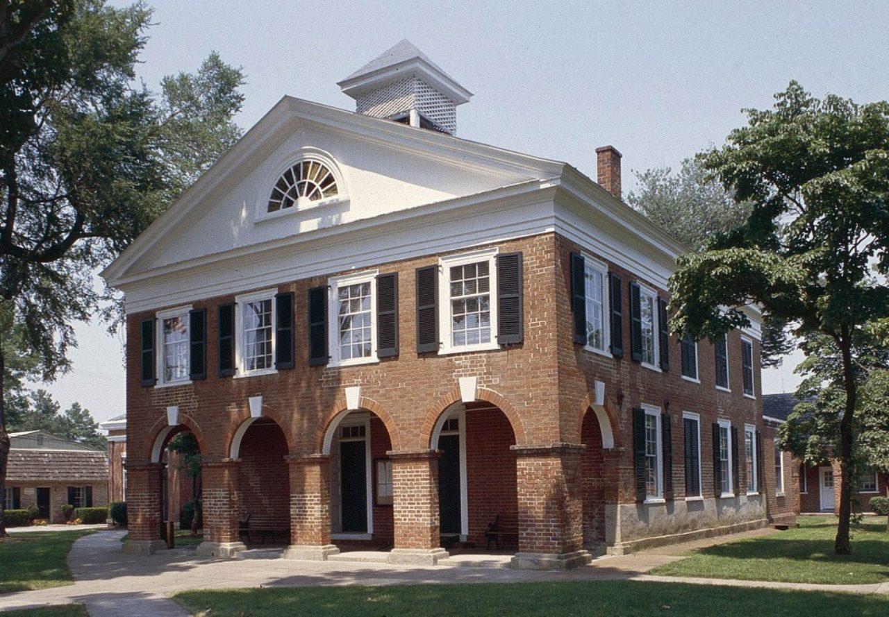 Caroline Courthouse