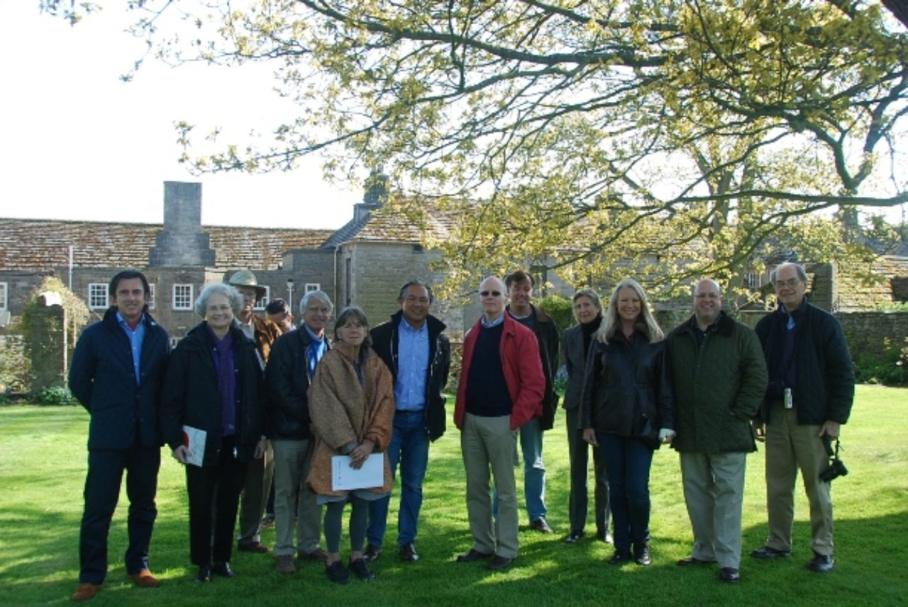 Group Travelers at Whalton Manor