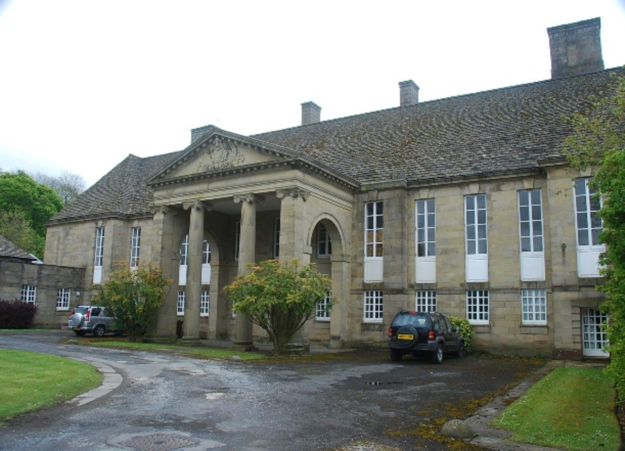 Gledstone Hall, Lutyens