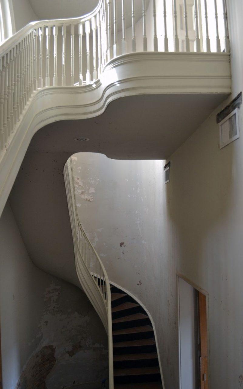 stair vestibule