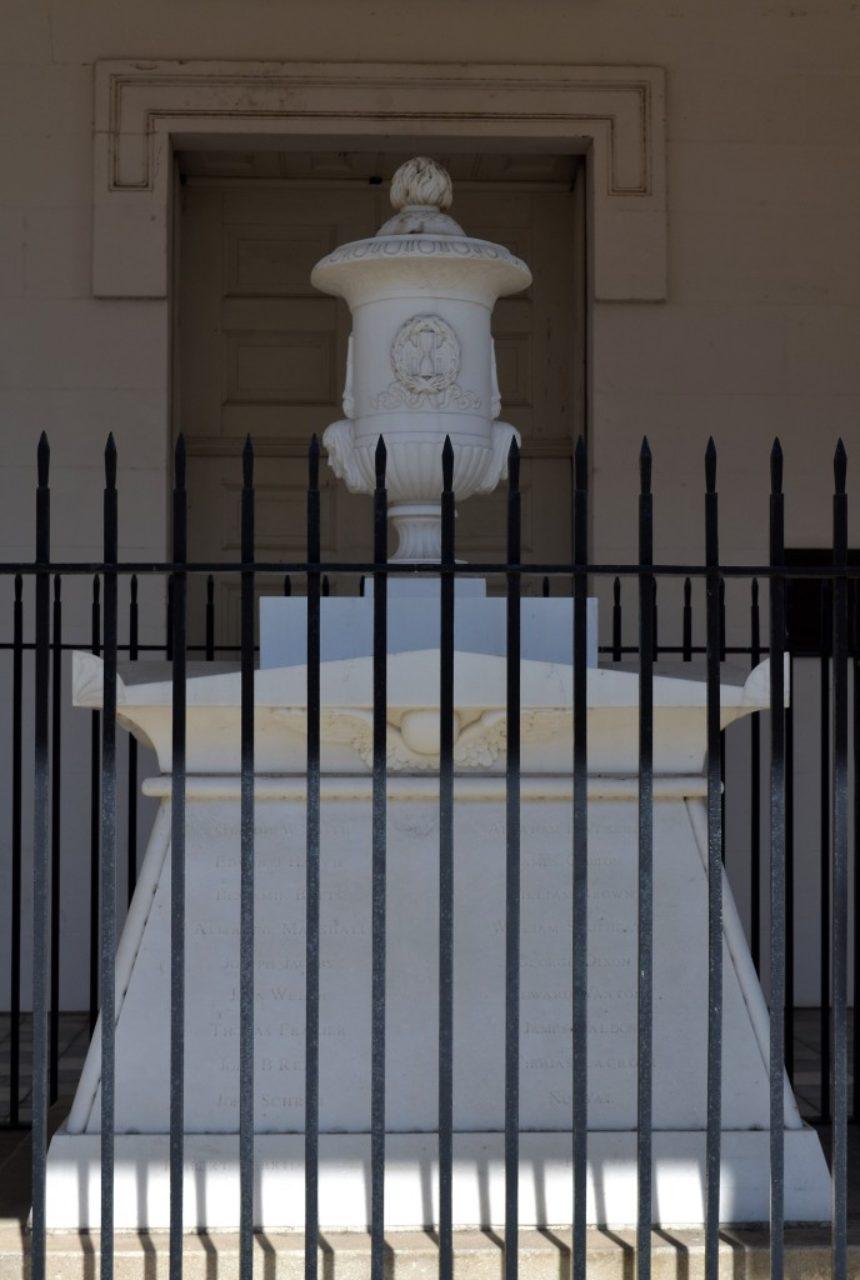 Figure 7. Monumental Church monument (Loth)